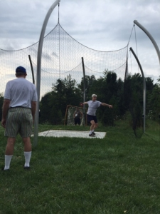 discus throws